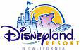 Disneyland Resort in California logo