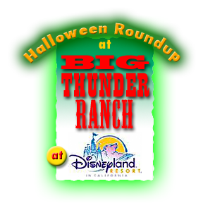 Disneyland Halloween Roundup magic graphic