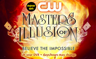 Masters of Illusion logo